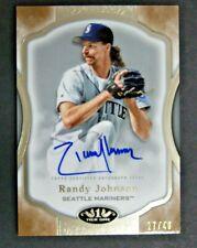 2020 Topps Tier One Autographs #T1ARJ Randy Johnson 27/40