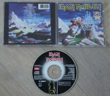 Iron Maiden Running free / Run to the hills - 1990 EMI First Ten Years