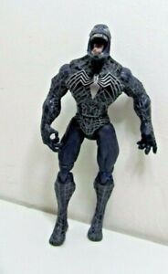 "Spider-Man Venom 5"" Figure Marvel Villain  hasbro Dark Purple Version (H3)"