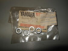 NOS OEM Yamaha XS1100 TZ750 TZ350 TZ250 TZ125 Plate Washer QTY4 92901-06600