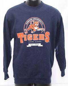 Vintage 80s Galt Sand Auburn University Tigers Est. 1856 Sweatshirt Youth XL 20