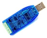 USB 2.0 To RS485 / RS422 CH340 Industrial Converter Upgrade Protection Dongle