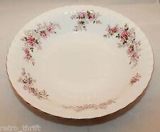 Royal Albert Bone China Lavender Rose Large Round Vegetable Serving Bowl England
