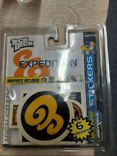 TECH DECK FINGERBOARD 6 PACK  STICKER marke EXPEDITION  NEU!!!