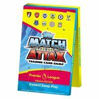 Match Attax 17/18 2017 2018 Advent Calendar 120x Cards + Limited Edition
