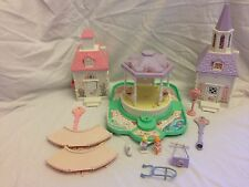 Vintage Fisher Price Precious Places Magic Key Buildings Accessories & Figures