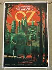 The Wonderful Wizard Of Oz Movie Print Poster Mondo L Frank Baum Laurent Durieux