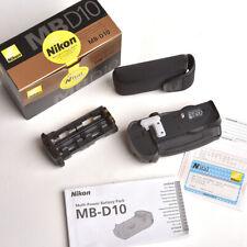 NIKON MB-D10 MBD10 ORIGINALE NITAL PER D300-D300s-D700 CON IMBALLO ORIGINALE!