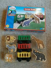 Thomas the Train/Thomas & Friends Wood Circus Trains with box