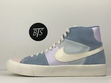 uk availability aea40 ef329 Men s Nike Blazer Royal Easter QS Size-11 Arctic Pink Blue Rose (AO2368 600