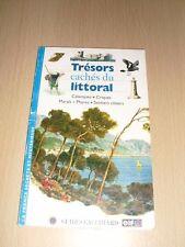 Trésors Cachés du Littoral Guides Gallimard