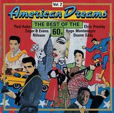AMERICAN DREAMS - THE BEST OF THE 60's, VOL. 2 / CD