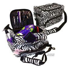 Haito Hairdressing Mobile Zebra Tool Case