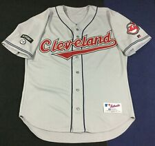 Vintage cleveland Baseball Church #65 Russell Jersey Size50
