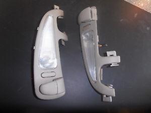 1999 Buick Riviera Interior Lights