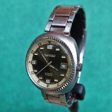 THERMIDOR Automatic Diver UFO Vintage Watch ETA 2782 Reloj Montre Orologio Swiss