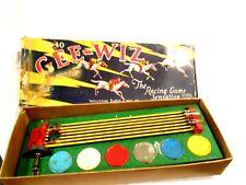 Wolverine Gee-Wiz Horse Racing Trade Simulator Original Box