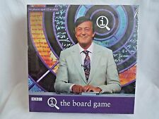 BBC Qi The Board Game by Paul Lamond Stephen Fry Aged 12 Read Description