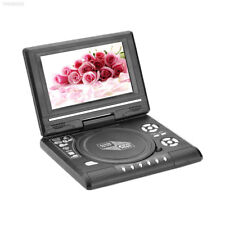 """B42B E6E4 7.0"""" HD LCD Portable DVD Player 270° Swivel Screen with In Car Charger"""