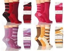 6 Pair Pack YE04 Girls Young Elle Ankle Socks, Various Colours, All Sizes