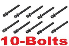 10-Pieces Head Bolt Set For Audi & Volkswagen Diesel Engines