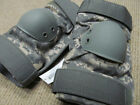 NEW MILITARY ACU DIGITAL CAMO ELBOW PAD SET  LARGE NEW in bags!!!!!