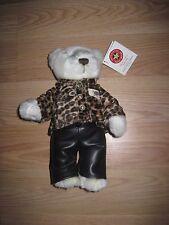 Herrington Teddy Bears 2003 Hard Rock Cafe Las Vegas Plush Bear/Free Shipping!