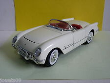 Chevrolet Corvette 1953 Mira Solido 1/18