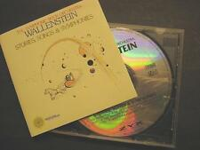 "WALLENSTEIN ""STORIES SONGS & SYMPHONIES"" - CD"