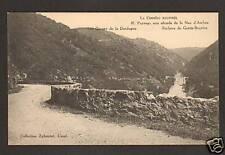 NAU D'ARCHES (19) ROCHERS DE GRATTE-BRUYERE & PONT