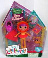 LaLaLoopsy Mini Doll KITTY B BRAVE Lion Wizard of Oz Series 11 # 3 FREE SHIP NIP