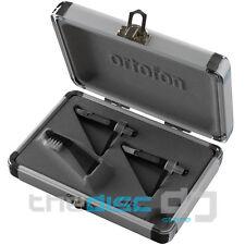 Ortofon Concorde Pro S Twin Pack Cartridge & Stylus Box Set, Technics Stylus