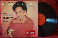 """Soul Funk GLADYS KNIGHT & THE PIPS """"The Best Of"""" ULTRARRARE 1993 Spain LP"""