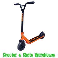 Adrenalin Dirt-x off Road Adult Push Scooter Orange