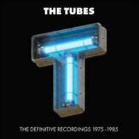 The Tubes - Définitif Enregistrements Neuf CD