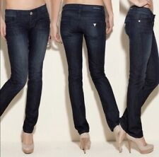 NWT Guess Daredevil Skinny Jeans Size 26 Blue Darkness Wash