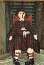 Pattern- Primitive Annie & Kitty- Great Design!-A Stitch In Time