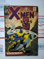 X-men 1966 #26 HOLOCAUST  NICE Marvel Comic xmen x men 26 NOV 1966