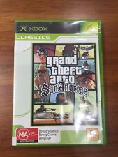 grand theft auto san andreas xbox works on xbox 360 too