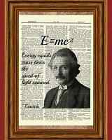 ALBERT EINSTEIN NEW GIANT POSTER WALL ART PRINT PICTURE G750