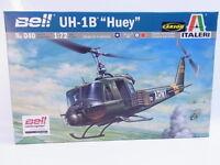 "LOT 46038 | Italeri No 040 Bell UH-1B ""Huey"" 1:72 Bausatz NEU in OVP"