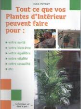 Tout ce que vos Plantes d'Intérieur peuvent faire SANTE SEXUALITE - Inès Peyret