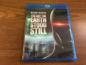 The Day The Earth Stood Still 2008 [Blu-ray] Keanu Reeves Jennifer Connelly