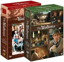 Waltons: The Complete Seasons 1 & 2 [10 Discs] (2014, REGION 1 DVD New)
