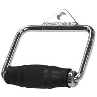 Body-Solid Stirrup Handle - Rubber Grip - MB501RG