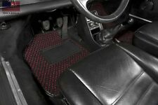 Porsche 911 Carrera 3.2 1984-1989 Custom Car Floor Mats CocoMats 4 Piece Set