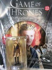 Game of Thrones GOT Official Collectors Models #22 Joffrey Baratheon Figurine