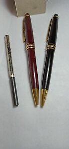 MONTBLANC Meisterstuck  Gold Ball Point Pen 2