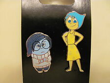 Disney Trading Pins  112900 Inside Out - Joy and Sadness