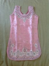 girls indian dress suit size(36)